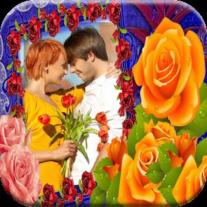 Rose Flower Frames  1.0