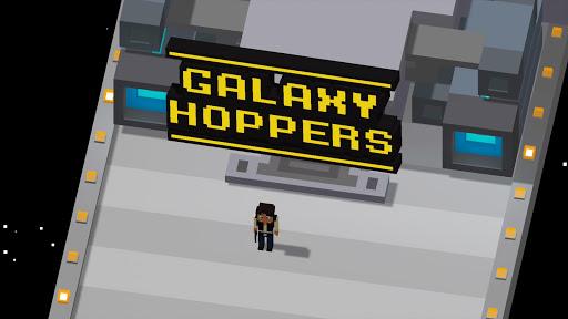 Galaxy Hoppers - screenshot