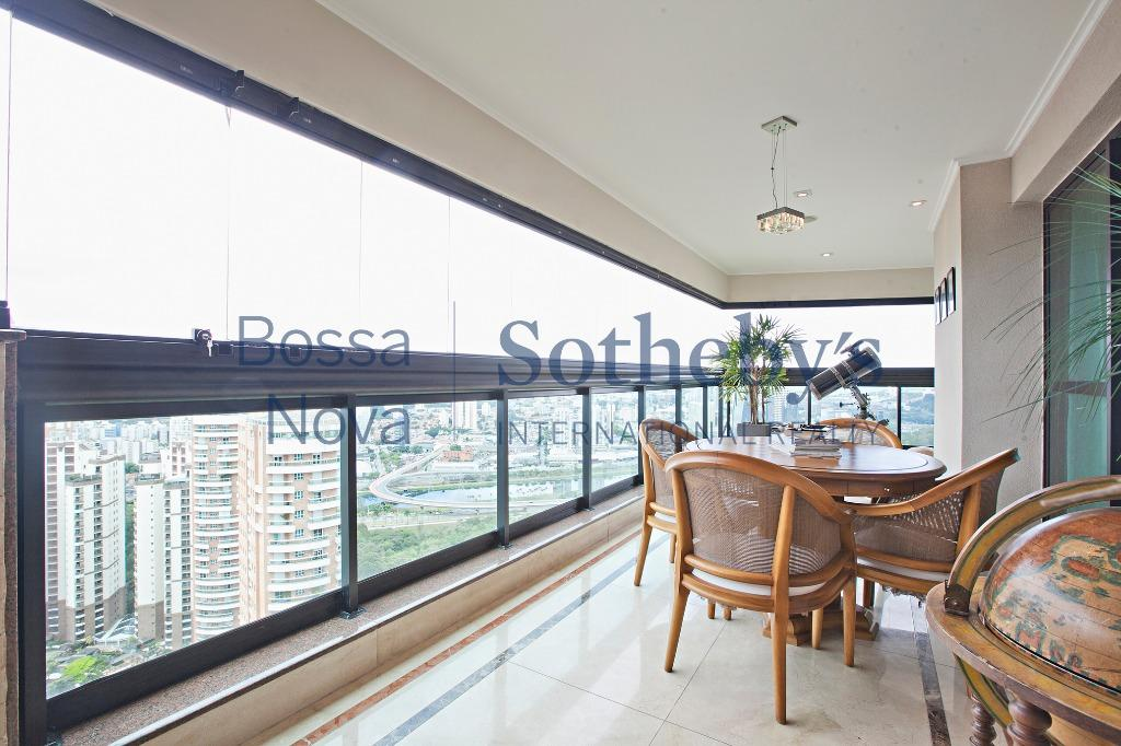 Apartamento com vista 360º,deslumbrante