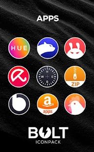BOLT Icon Pack Screenshot