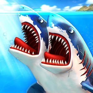 Double Head Shark Attack - Multiplayer Online PC (Windows / MAC)