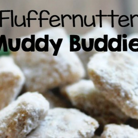 Fluffernutter Muddy Buddies