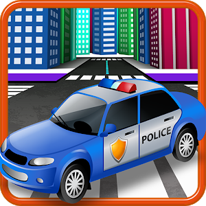 Police Car Driving Games Sim