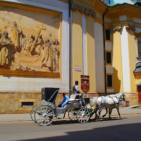 by Ray Anthony Di Greco - Transportation Other ( transportation, people, historical places )