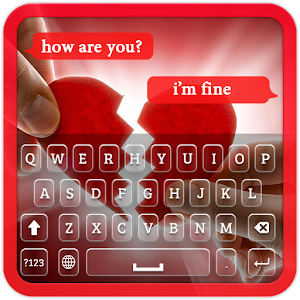 Download Broken Heart Keyboard for Windows Phone