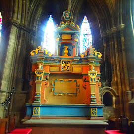 by Eleanor McCabe - Buildings & Architecture Places of Worship