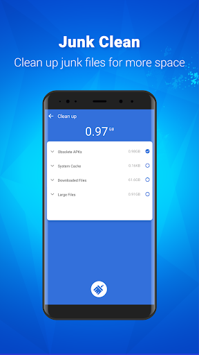 Super Toolbox - Booster, Cleaner, Power Saver screenshot 4