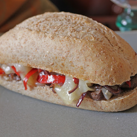 Boozy Steak Sandwiches