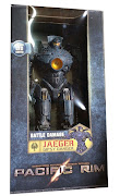 "Фигурка ""Pacific Rim 18"" Gipsy Danger - Battle Damaged w/ Light-up Plasma Cannon Arm"
