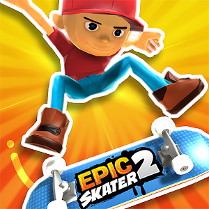 Epic Skater 2 For PC / Windows 7/8/10 / Mac – Free Download
