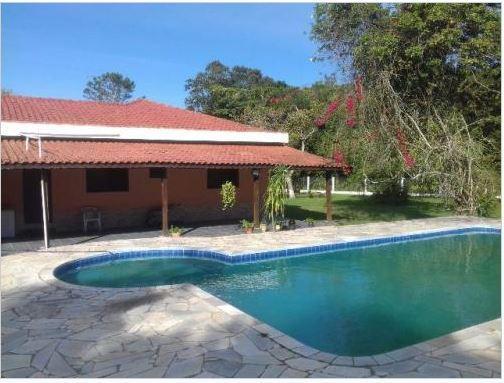 Chácara com 3 dormitórios à venda, 7000 m² por R$ 450.000 - Balneário Gaivota - Itanhaém/SP