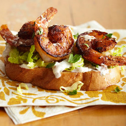 Shrimp Po' Boys