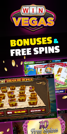 WIN Vegas - Casino Slots - screenshot