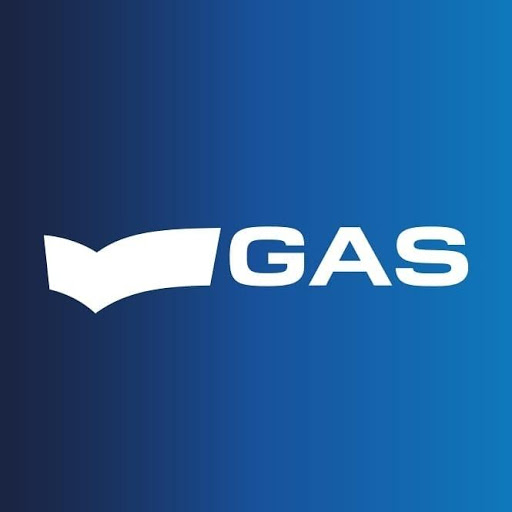 GAS, ,  logo