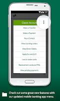 Screenshot of Lloyds Bank Mobile Banking