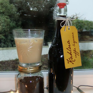 Homemade Kahlua