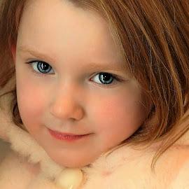 Fur by Cheryl Korotky - Babies & Children Child Portraits