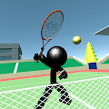 Stickman 3D Tennis APK for Bluestacks