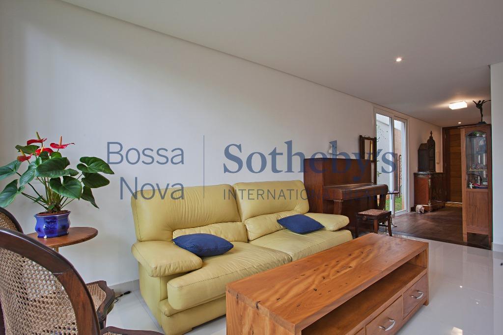 Casa residencial à venda, Alto da Boa Vista, São Paulo.
