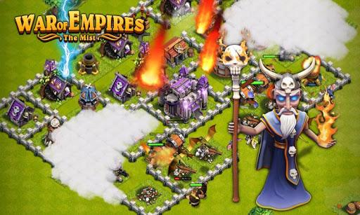War of Empires - The Mist screenshot 5