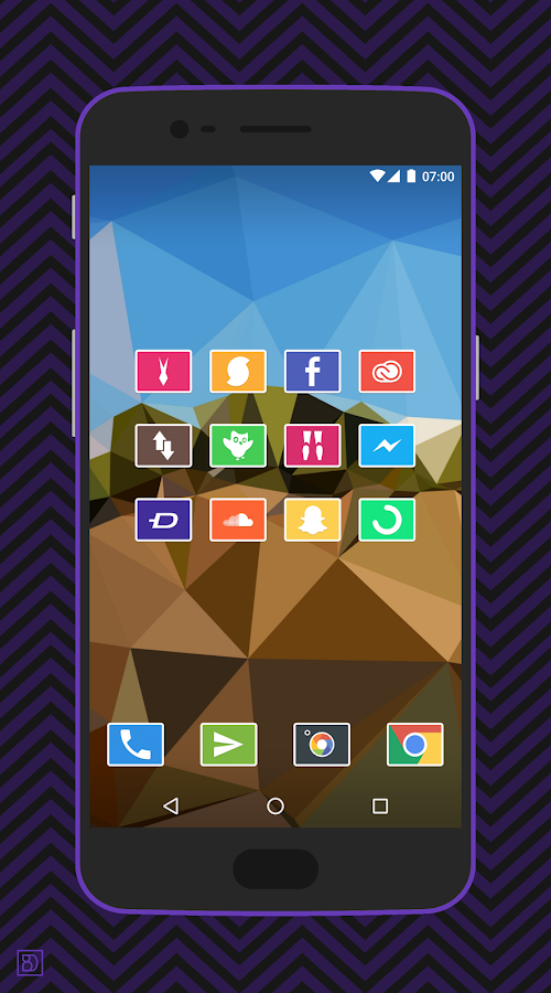 Lai - Icon Pack Screenshot 1