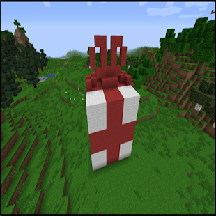 NewYear Gift Minecraft MOD - screenshot
