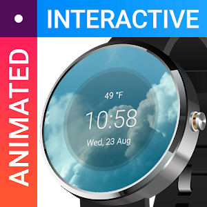 Weather Watch Face Interactive for Android