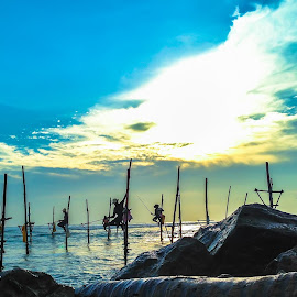 Fishing by Sihina Lahiru - Instagram & Mobile iPhone