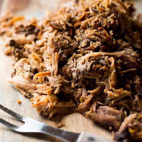 Easy Slow Cooker Pulled Pork Recipe with Hawaiian Sea Salt