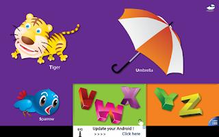 Screenshot of Tap & Learn: Kids ABC