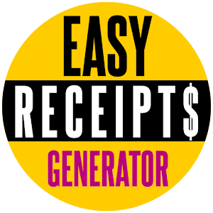 Easy Receipts Generator Maker for PC-Windows 7,8,10 and Mac