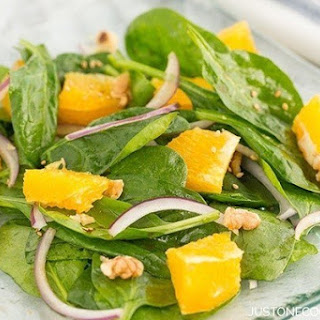 Asian Spinach Dressing Recipes