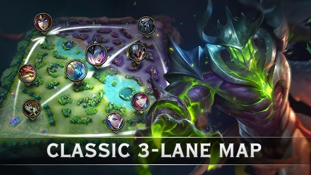 Mobile Legends: Bang Bang APK screenshot thumbnail 2