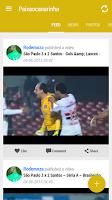 Screenshot of Paixao Canarinha