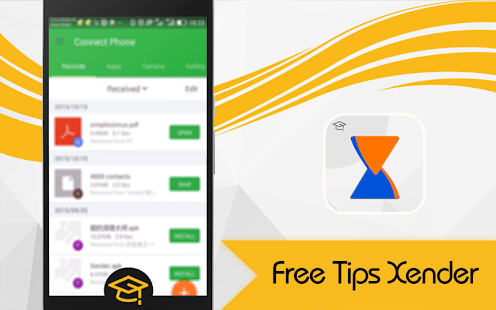 Free Tips Xender File Transfer- screenshot thumbnail