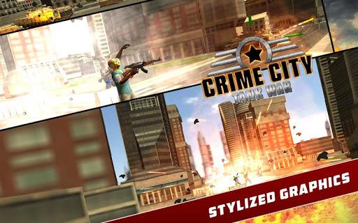 Crime City: Tank Warrior - screenshot