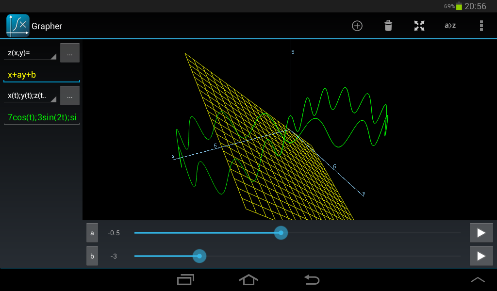 Grapher Pro Screenshot 6