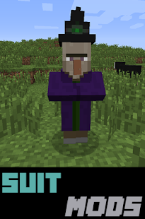 Suit MODS For MC PocketE - screenshot