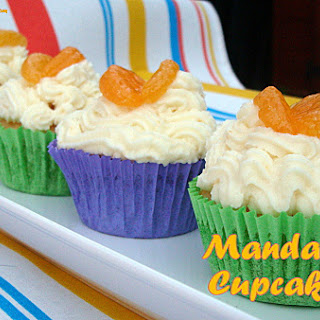 Mandarin Orange Cupcakes Recipes