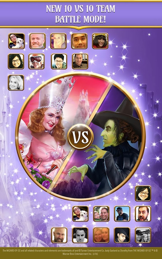 Wizard of Oz: Magic Match Screenshot 11