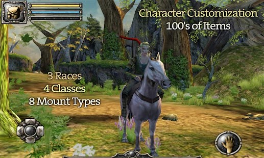 Aralon Sword and Shadow 3d RPG