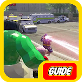 APK App Guide for LEGO Marvel Contest for iOS