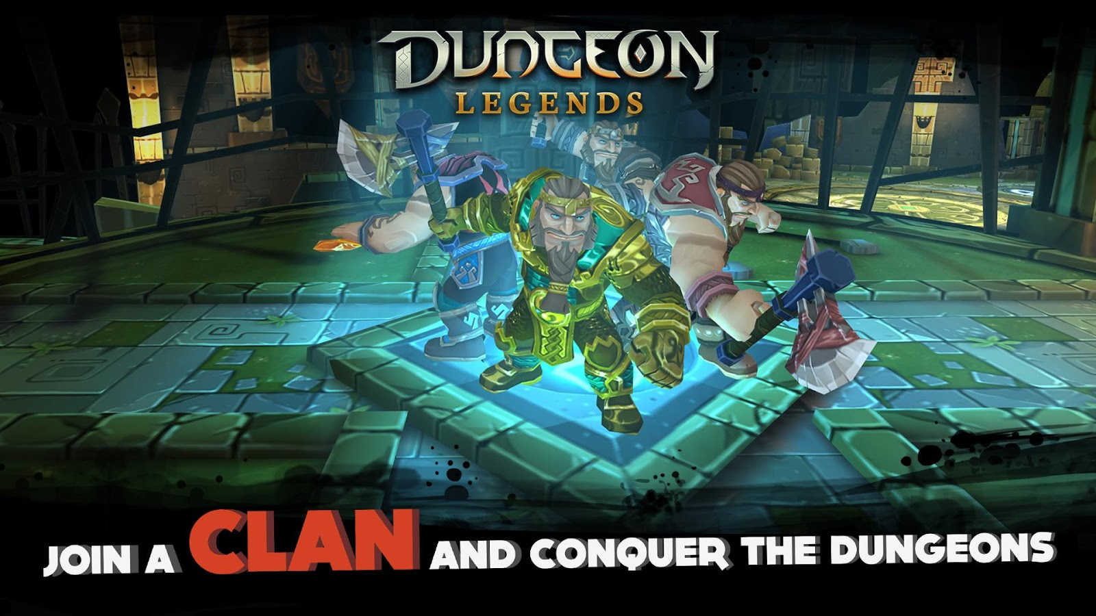 Dungeon Legends: Skeleton King Screenshot 4