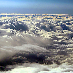 35,000 feet by Dave . - Landscapes Weather