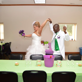 I married my bestfriend by Rebekah Cameron - Wedding Reception