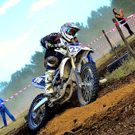 Motocross by Elio Marques - Sports & Fitness Motorsports ( motorbike, motocross, moto, motorcycle, portugal )