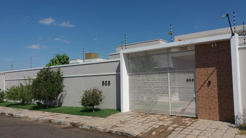 Casa com 3 dormitórios à venda, 414 m² por R$ 1.680.000,00 - Paraviana - Boa Vista/RR