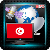 TV Channels Tunisia Icon