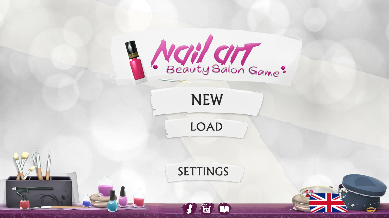 Nail Art Ideas » Barbie Nail Art Salon Games - Pictures of Nail Art ...