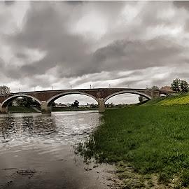 Sisak by Dunja Kolar - Buildings & Architecture Bridges & Suspended Structures ( croatia, sisak )